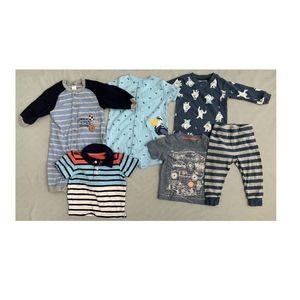 Carter's Infant Boys Six Piece Bundle